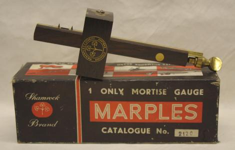 Marples Mortice Gauge