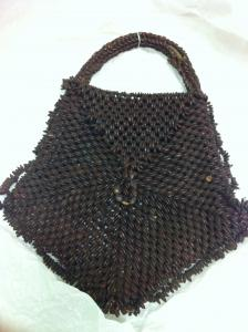 Bag made from organic seeds