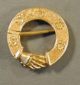 The winwick brooch