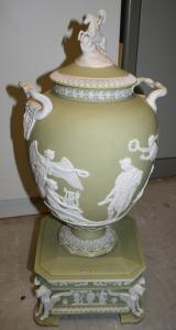 Wedgewood apotheosis vase