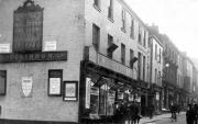 William Hodgkinson's original shop on Bridge Street opened in 1875